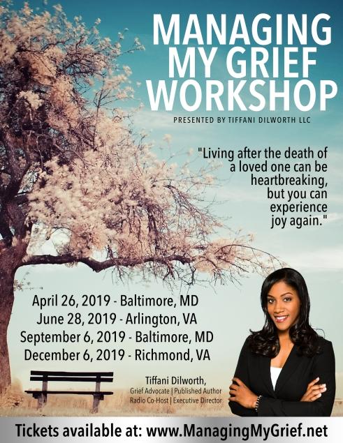 Managing My Grief