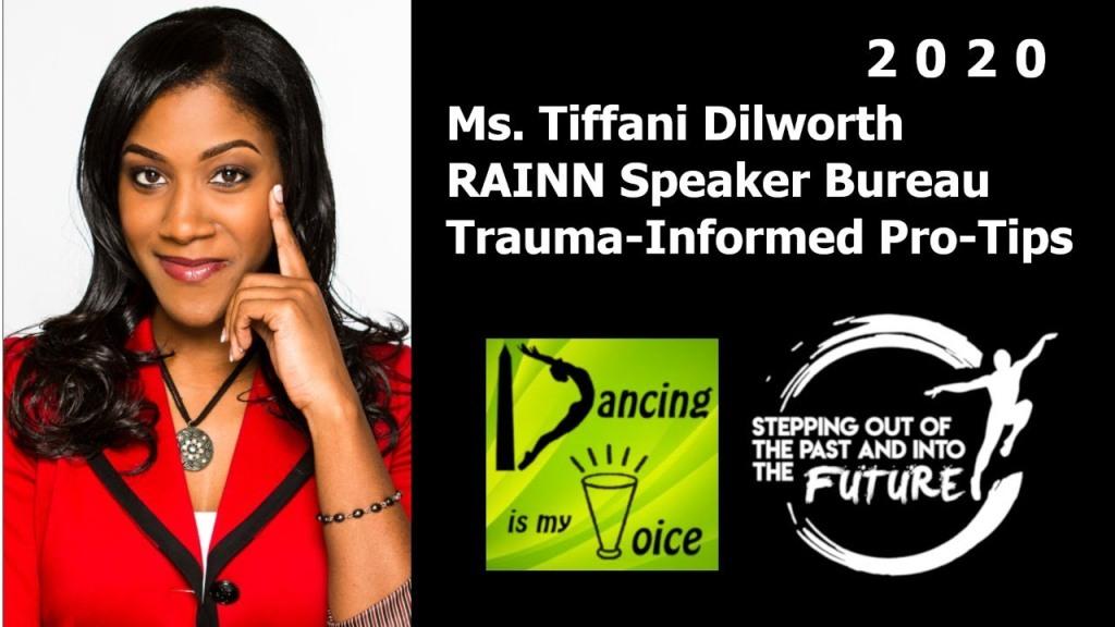 Tiffani Dilworth Mental Health Therapist Professional Speaker Author