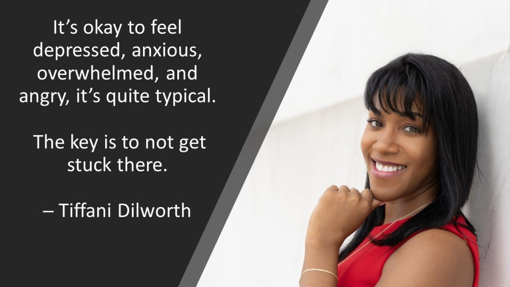 Tiffani Dilworth, Professional Speaker, Oklahoma