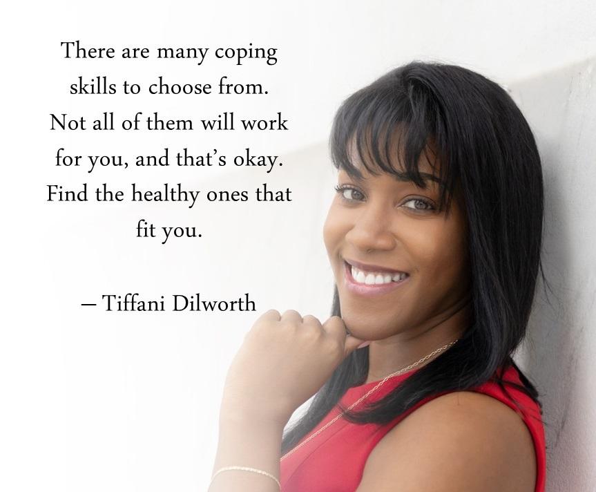 Tiffani Dilworth, Coping Skills, Texas, Mental Health Therapist